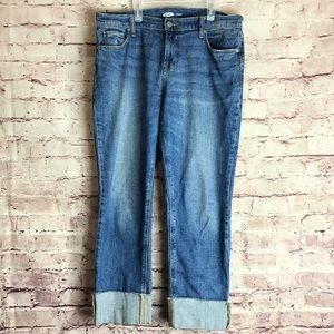 Old navy boyfriend jeans